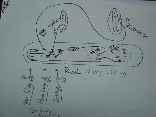DON MARE PICKUPS email or call 562 331-9042 Pac Time Call me ...  S Telecaster Wiring Diagram on